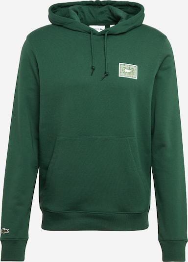 LACOSTE Majica | temno zelena barva, Prikaz izdelka