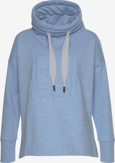 Elbsand Sweatshirt 'Birte' in hellblau, Produktansicht