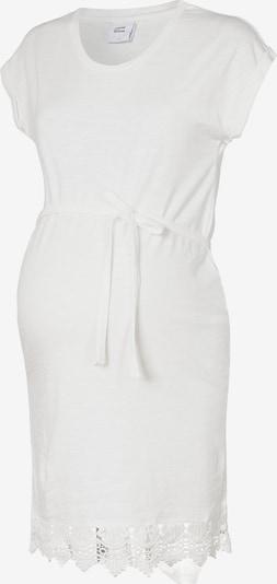 MAMALICIOUS Tunika 'Mlaletta' värissä meleerattu valkoinen, Tuotenäkymä