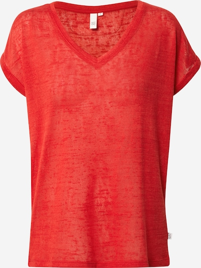 Q/S designed by Shirt in rot, Produktansicht