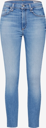 rag & bone Jeans in blue denim, Produktansicht