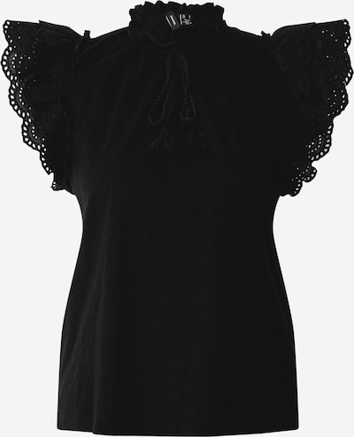 VERO MODA Top in schwarz, Produktansicht
