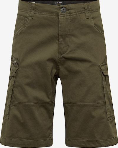 JACK & JONES Shorts in oliv, Produktansicht
