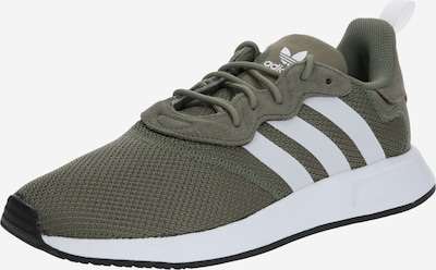 ADIDAS ORIGINALS Sneaker 'X_PLR S' in dunkelgrün / weiß, Produktansicht