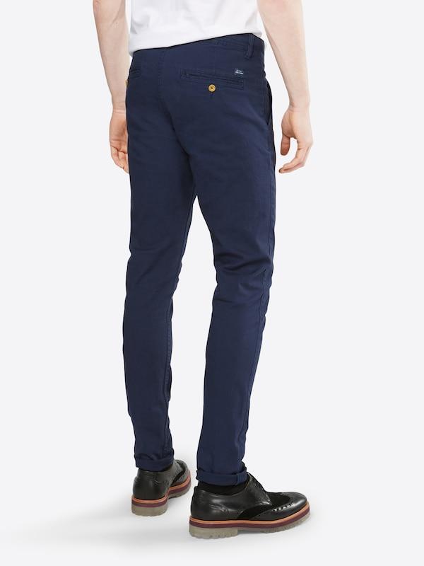Pantalon 'noos' Blend Chino En Bleu Marine OPXwkiuTZ