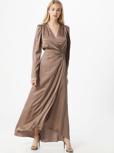 Designers Remix Kleid 'Mea' in braun: Frontalansicht