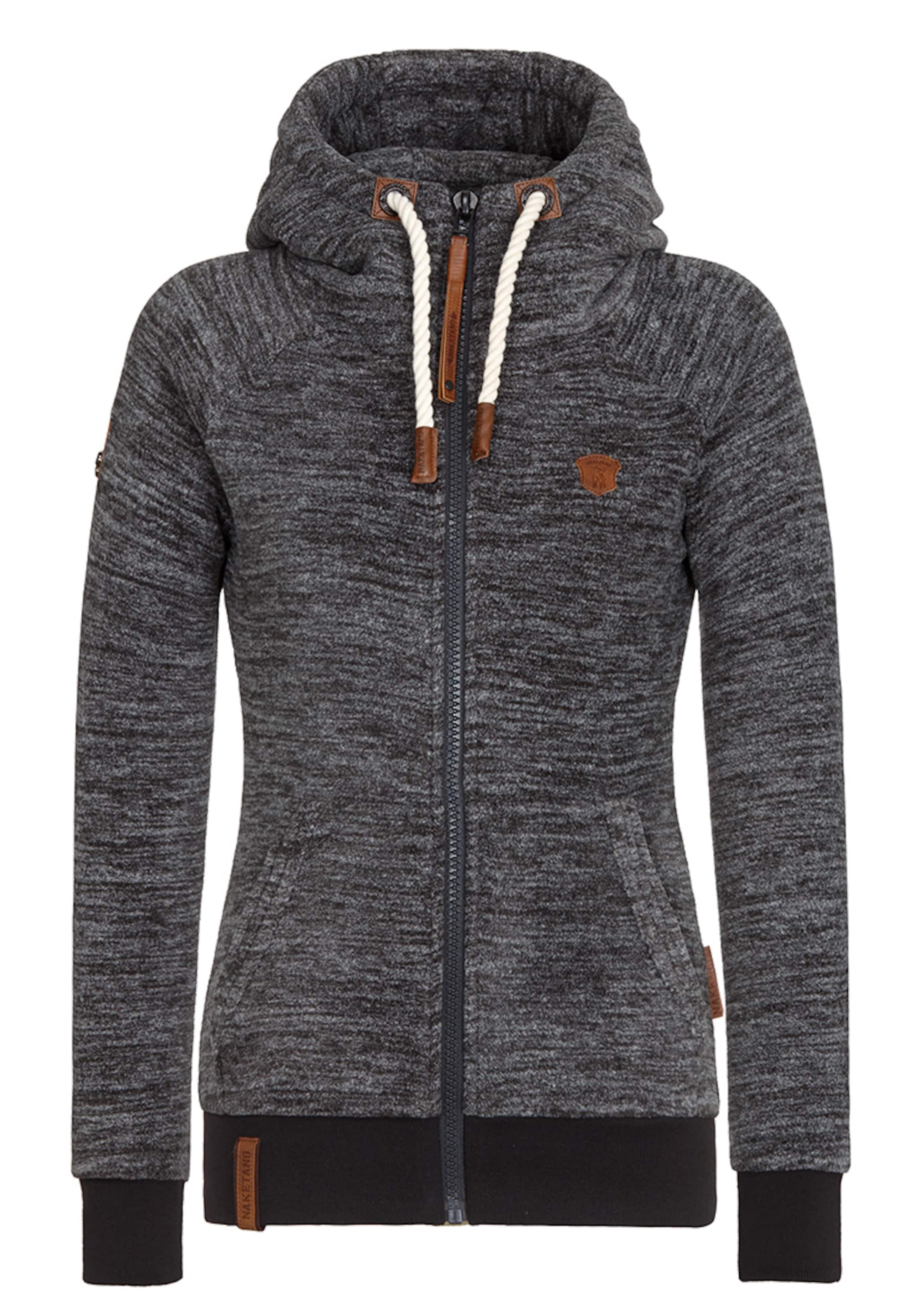 Shop-Angebot Günstig Online Auslass Verkauf Online naketano Zipped Jacket 'Gigi Meroni' Günstig Kaufen 2018 Neueste Freies Verschiffen Bestes Geschäft Zu Bekommen Spielraum 2018 Neu eWnN4