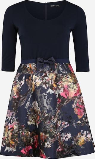 Vasarinė suknelė iš SWING Curve , spalva - mišrios spalvos / juoda, Prekių apžvalga