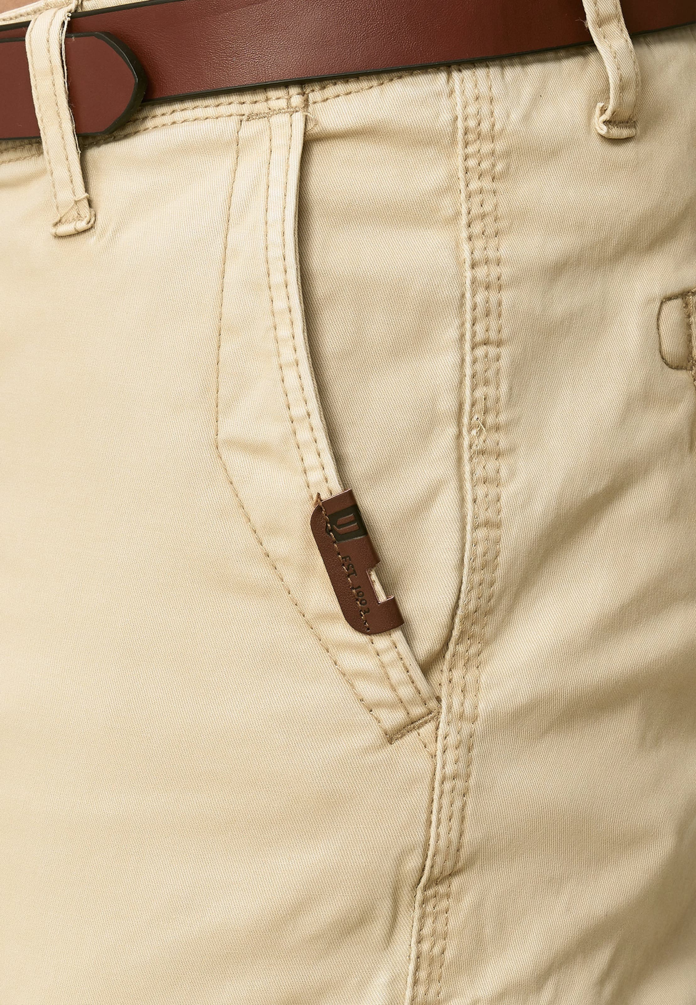 Beige Jeans Chino In Indicode 'cherry' gY7ymb6vfI