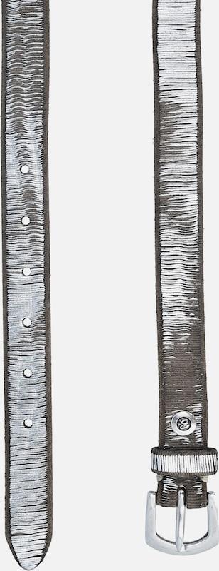 b.belt Handmade in Germany Ledergürtel MIT RIFFELSTRUKTUR