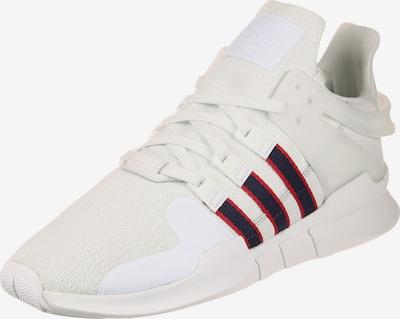 ADIDAS ORIGINALS Sneaker 'Eqt Support Adv' in marine / rot / naturweiß, Produktansicht