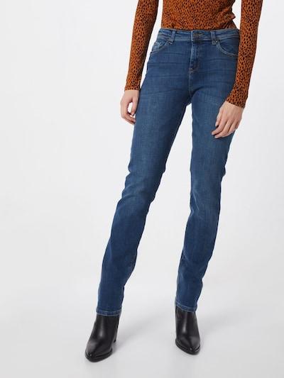 ESPRIT Jeans 'OCS MR Straight' in blue denim, Modelansicht