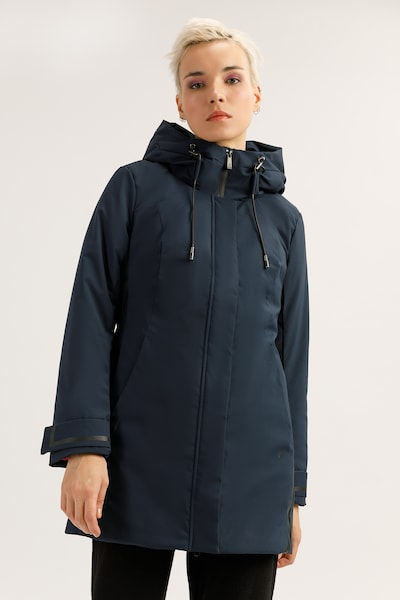 Finn Flare Jacke in blau, Produktansicht