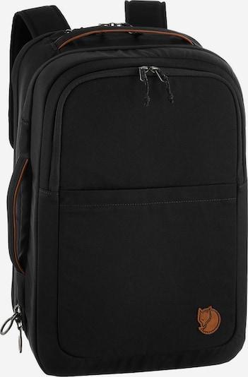Fjällräven Reisetasche in schwarz, Produktansicht