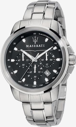 Maserati Analoog horloge 'SUCCESSO R8873621001' in de kleur Zilver, Productweergave
