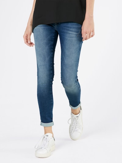 Mavi Washed-Jeans 'LEXY' in blue denim, Modelansicht