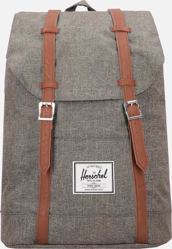 Herschel Backpack With Laptop Compartment Retreat Back Pack 17 I
