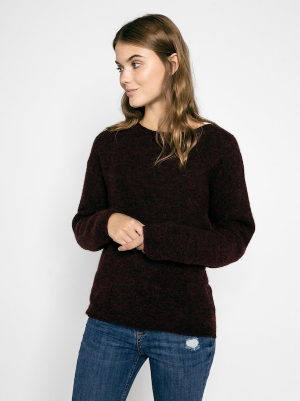 PIECES Woll-Pullover