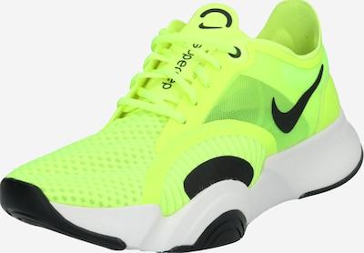 NIKE Športni čevelj 'SUPERREP GO' | rumena / črna barva, Prikaz izdelka