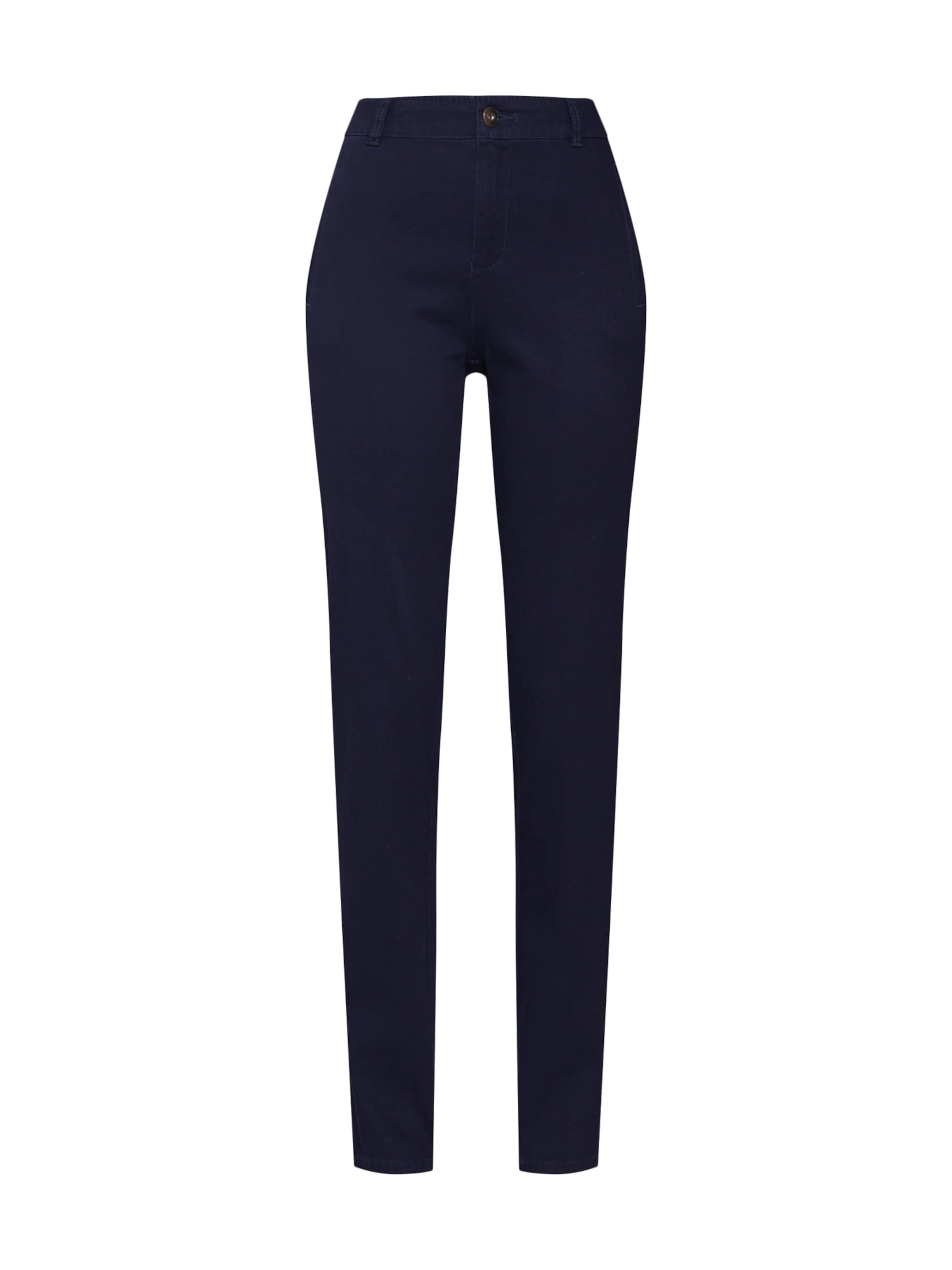 Noisy Pantalon Bleu En Nuit May Chino 0mwNn8