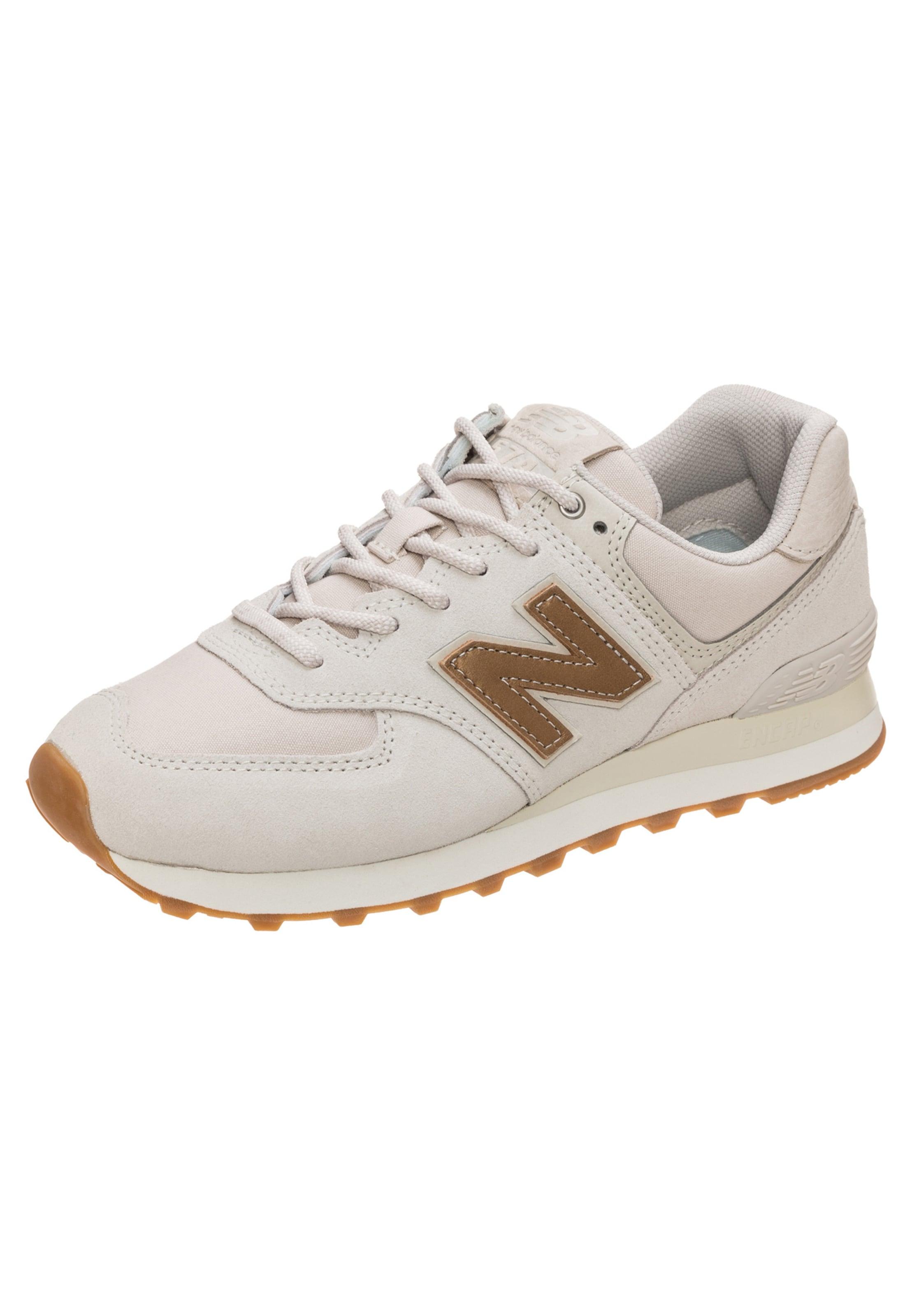 New Balance BeigeBraun In Sneaker cls b' 'wl574 EYIeW9H2D