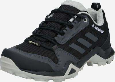 ADIDAS PERFORMANCE Niske cipele 'TERREX AX3 GORE-TEX' u tamo siva / crna, Pregled proizvoda