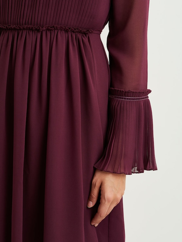VILA Feminines Kleid