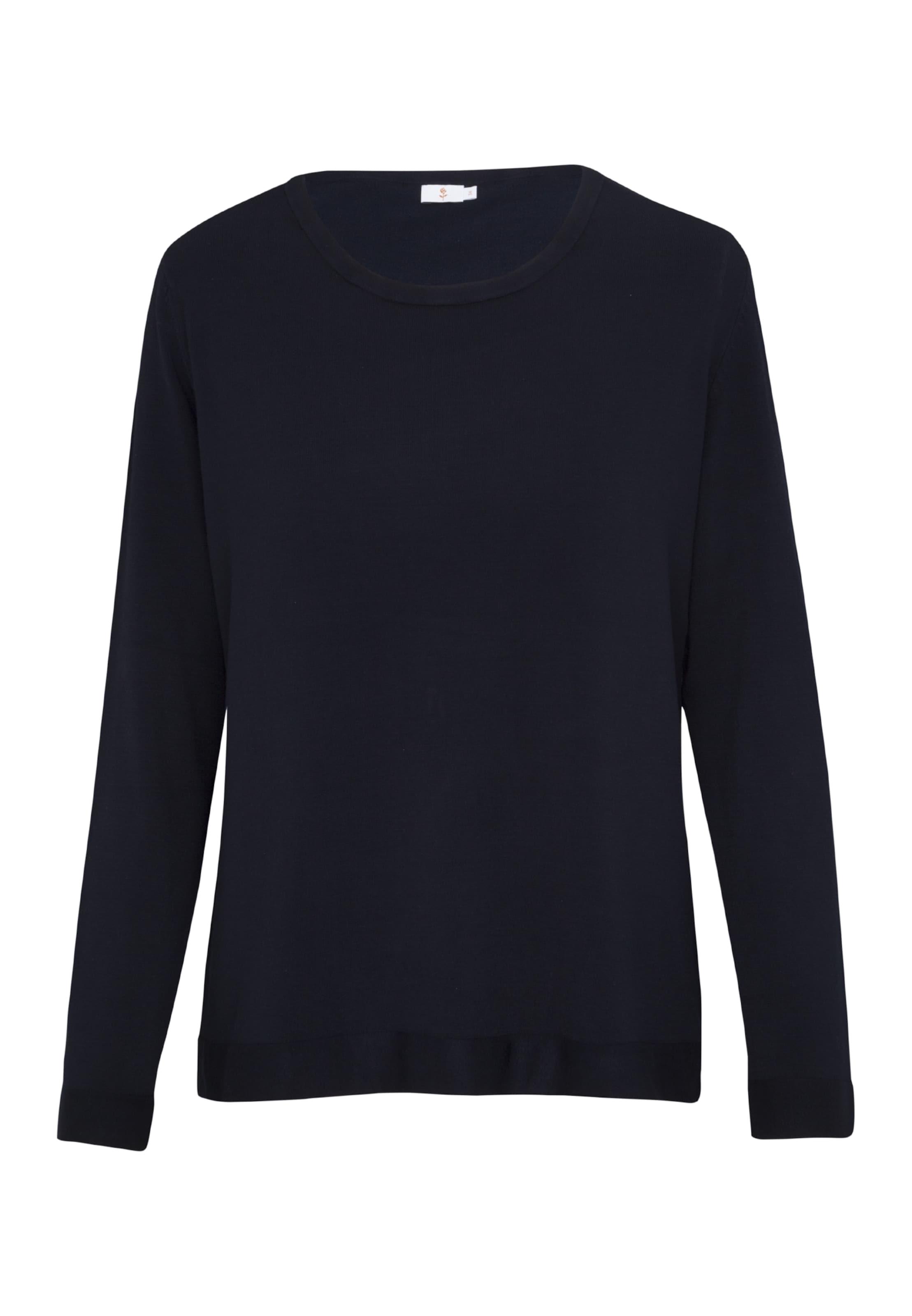 schwarze In Seidensticker Schwarz Pullover Rose' 3jLqRAc54