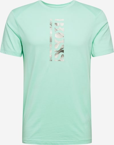 BOSS ATHLEISURE Shirt 'Teeonic' in mint / mixed colours, Item view