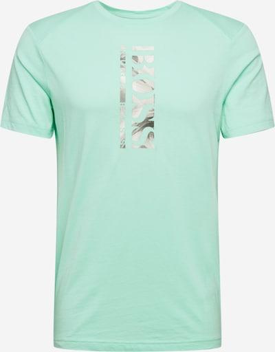 BOSS ATHLEISURE T-Krekls 'Teeonic' piparmētru / jauktu krāsu, Preces skats