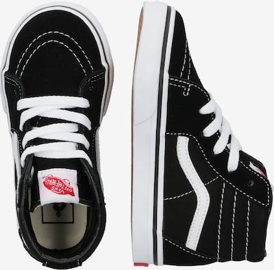 VANS Sneakers 'TD SK8-Hi' in de kleur Zwart: Zijaanzicht