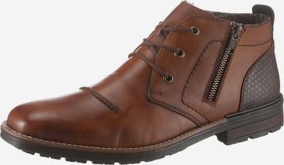 RIEKER Stiefel in cognac, Produktansicht