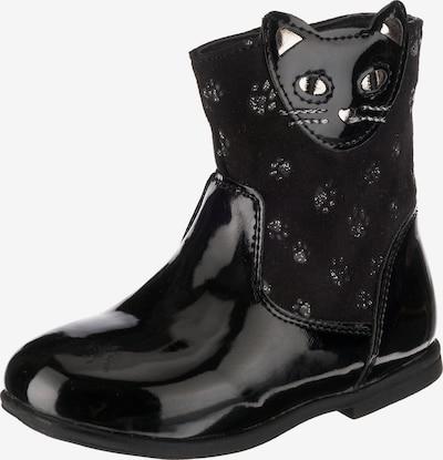 Sprox Stiefel in schwarz / silber, Produktansicht