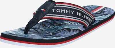 TOMMY HILFIGER Japonke 'PALM' | modra barva, Prikaz izdelka