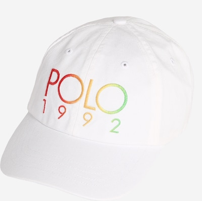 POLO RALPH LAUREN Czapka z daszkiem 'CLASSIC SPORT' w kolorze białym, Podgląd produktu