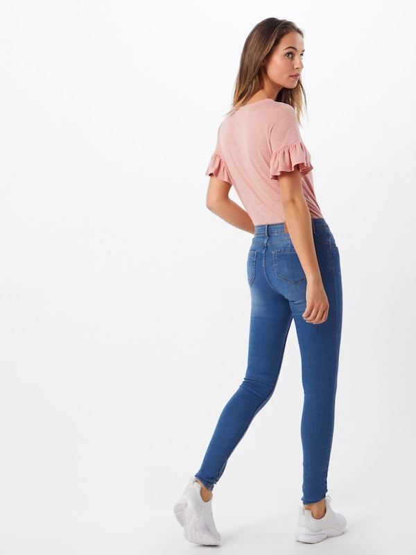 In Shaper' 'jen May Noisy Jeans Denim Blauw nO0wkP