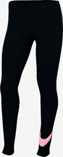 Nike Sportswear Leggings 'Favorites' in rosa / schwarz, Produktansicht
