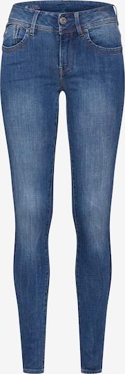 Jeans 'Lynn' G-Star RAW pe albastru: Privire frontală