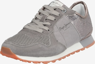 Pepe Jeans Sneaker 'VERONA W NEW SEQUINS' in grau, Produktansicht