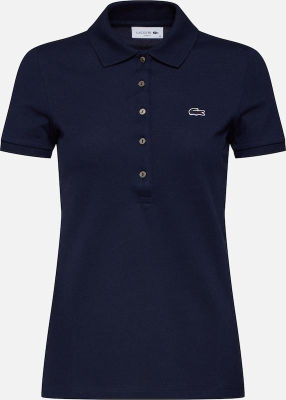 shirt Marine Lacoste T En O8wZXnPN0k