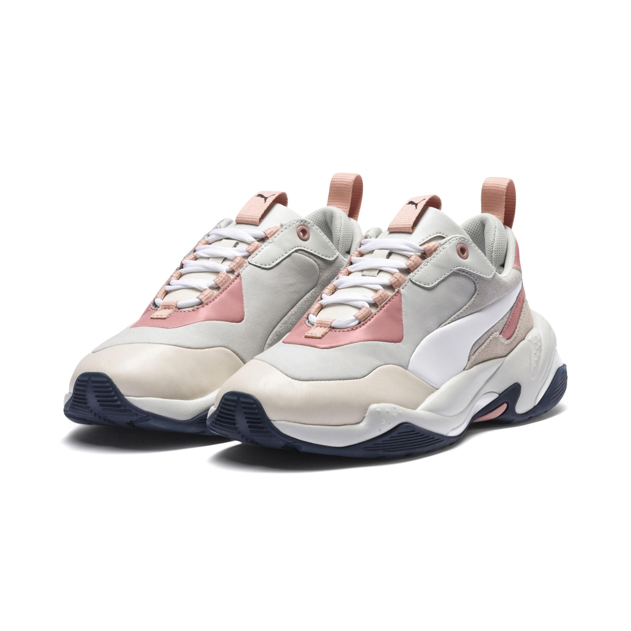 Puma Weiß BeigeHellgrau Rive 'thunder In Hellpink Sneaker Gauche' Yyv7fb6g
