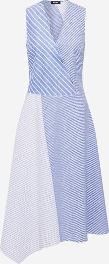 DKNY Jurk in de kleur Blauw / Wit, Productweergave