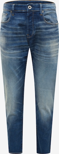 G-Star RAW Jean '3301' en bleu denim: Vue de face
