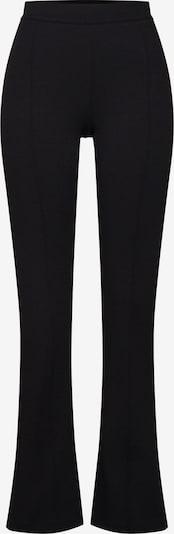 Y.A.S Pantalon à plis 'Yasrico' en noir, Vue avec produit