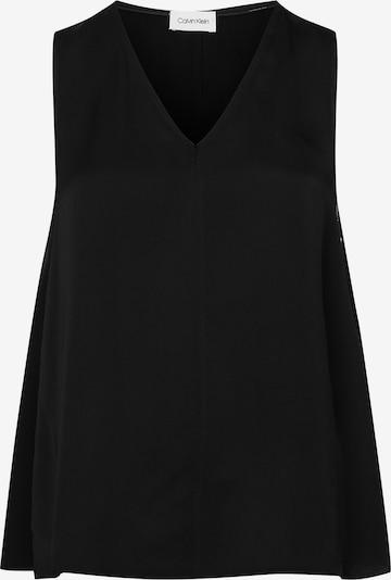 Calvin Klein Blouse in Zwart fstVP1Zv