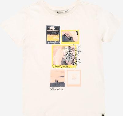 GARCIA Koszulka 'P04401' w kolorze białym, Podgląd produktu