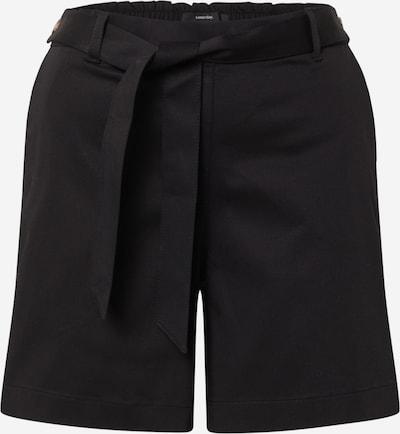 Someday Pantalon 'Clyde safari' en noir: Vue de face