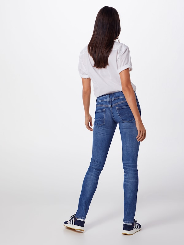 Jeans Jean 'vera' Bleu Denim Pepe En QdtxhBrCs
