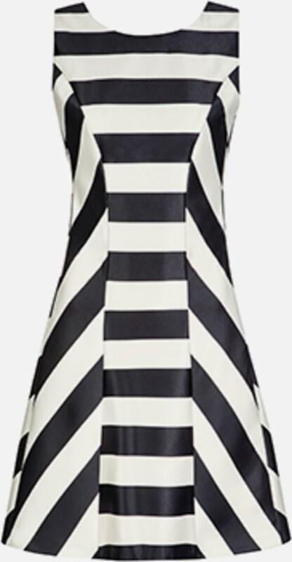 Nicowa Kleid 'FINJA' in creme   schwarz  Neue Kleidung in dieser Saison