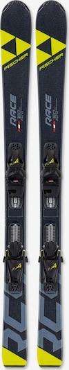 FISCHER Ski 'RC4 Race Jr. mit FJ4 GW AC SLR' in schwarz: Frontalansicht